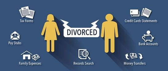 Hidden assets in divorce